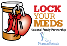 drug prevention - lock your meds
